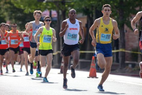 The Miracle Mile, Sunday July 12, 2015, San Rafael, California. Full results here: http://www.fordtiming.com/Results/2015/MIRACLEMILE/index.html