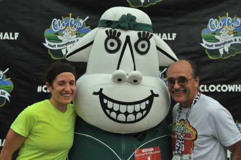 The Clo-Cow Half Marathon and 5K, Petaluma, CA, Sept 13, 2015. http://www.clocowhalf.com