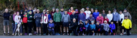 ERC Turkey Trot 2015